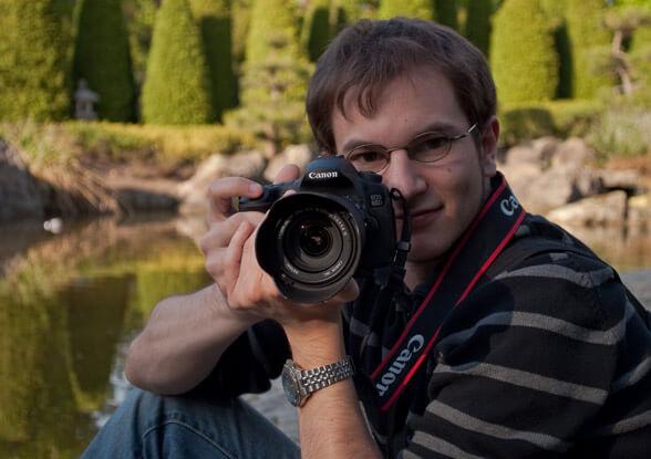 Portrait Christoph Adel Fotografie